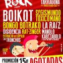 Cartel Pintor Rock 2014