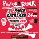 Cartel Pintor Rock 2015