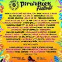 Cartel Pirata Rock Gandía Festival 2020