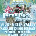 Cartel Pirata Rock Fuengirola Festival 2020