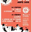 Cartel Festival Ebroclub 2015