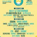 Cartel Mediterránea Festival 2018