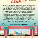 Cartel Primavera Club 2015
