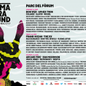 Cartel Primavera Sound 2017