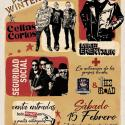 Cartel Puertollano Winter Festival 2020