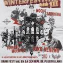 Cartel Puertollano Winter Festival 2019