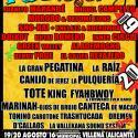 Cartel Rabolagartija Festival 2016