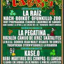 Cartel Rabolagartija Festival 2018