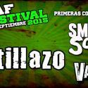Cartel RAF Festival 2015