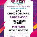 Cartel Revolution Rivas Fest 2020