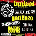 Cartel Rivas Rock 2016