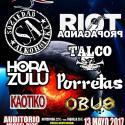 Cartel Rivas Rock 2017