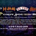 Cartel Rock Fest BCN 2019