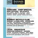 Cartel Sansan Festival 2020