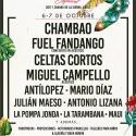 Cartel Sierrasur Ecofestival 2017