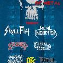 Cartel Skulls Of Metal 2019