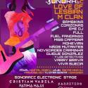 Cartel Sonoracc Festival 2017