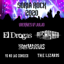 Cartel Soria Rock 2020
