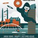 Cartel South Pop Festival Sevilla 2015