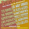 Cartel SubeRock 2020