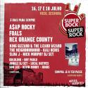 Cartel Super Bock Super Rock 2020