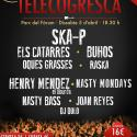Cartel Telecogresca 2014