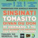 Cartel Tomares Joven Music Festival