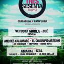 Cartel Tres Sesenta Festival 2014