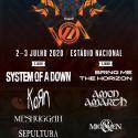 Cartel VOA Heavy Rock Festival 2020