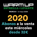 Cartel Warm Up Festival 2020