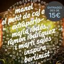 Cartel Próxims 2013 (Castell De Calonge)