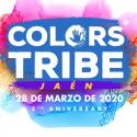 Cartel ColorsTribe Jaén 2020