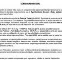 Cartel ColorsTribe Jaén 2020