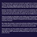 Cartel Primavera Sound 2020