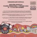 Cartel Estaciones Sonoras - Primavera 2020