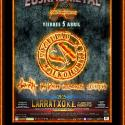 Cartel Euskal Metal Fest 2019