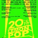 Cartel Lemon Pop 2015