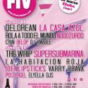 Cartel FiV 2013