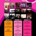 Cartel Tres Sesenta Festival 2013