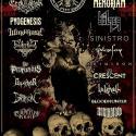 Cartel Iberian Warriors Metal Fest 2018