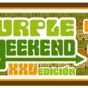 Logo Purple Weekend 2013