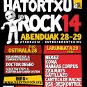 Cartel Hatortxu Rock 2012
