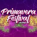 Logo Primavera Festival Cáceres 2020