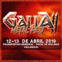 Logo Galia Metal Fest 2019