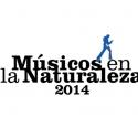 Logo Músicos En La Naturaleza 2014