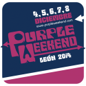 Logo Purple Weekend 2014