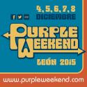 Logo Purple Weekend 2015