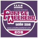 Logo Purple Weekend 2016