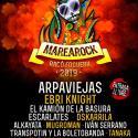 Cartel Marearock Racó Fogueres 2019