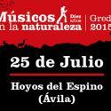 Logo Músicos En La Naturaleza 2015